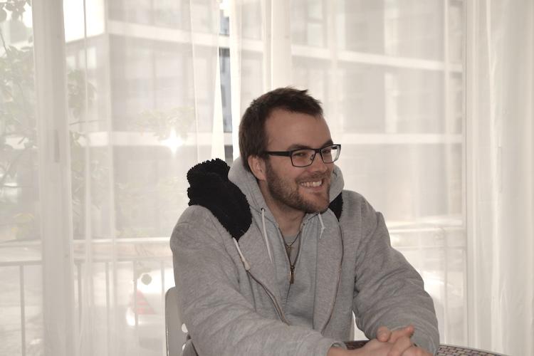 Patrick Bützer freut sich über die Mietverlängerung.