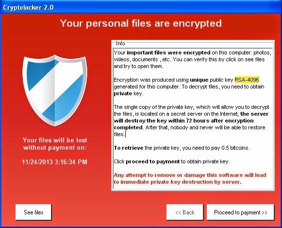 Aktuell kursieren sogenannte Ransomwares, Programme, mit denen Lösegeld erpresst wird.