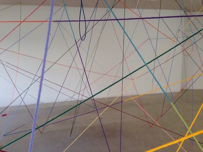 «Between the Lines» von Patricia Jacomella.