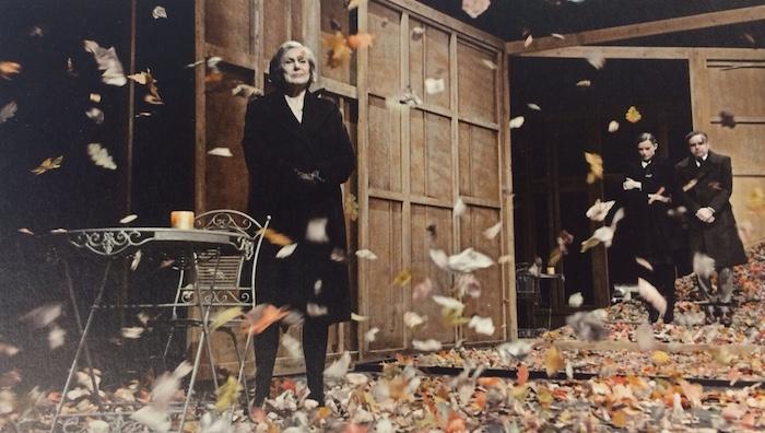 Peter Carps Inszenierung von Thomas Hürlimanns «Das Gartenhaus». (Bild: Bühnenlandschaften)