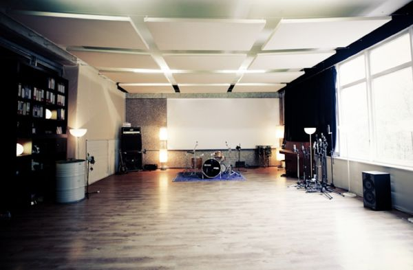 Ein Blick in die Foolpark Studios.