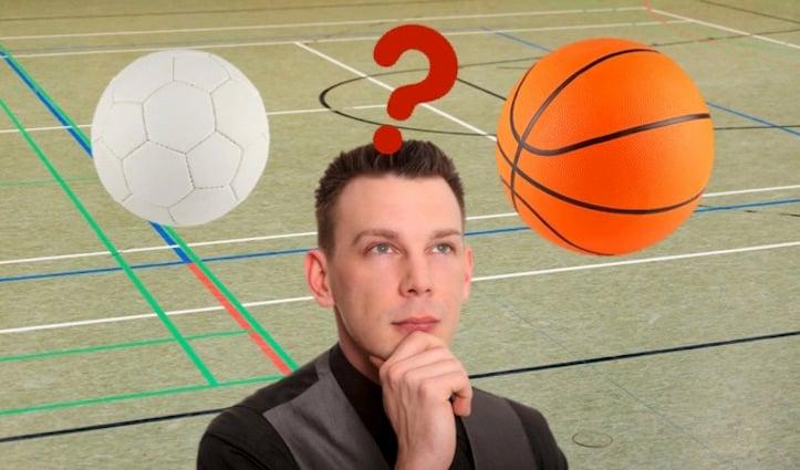 Damit Sie am «Super Saturday» nicht ahnungslos in der Maihofhalle stehen: zentral  präsentiert je zehn Fakten über Basket- und Handball.