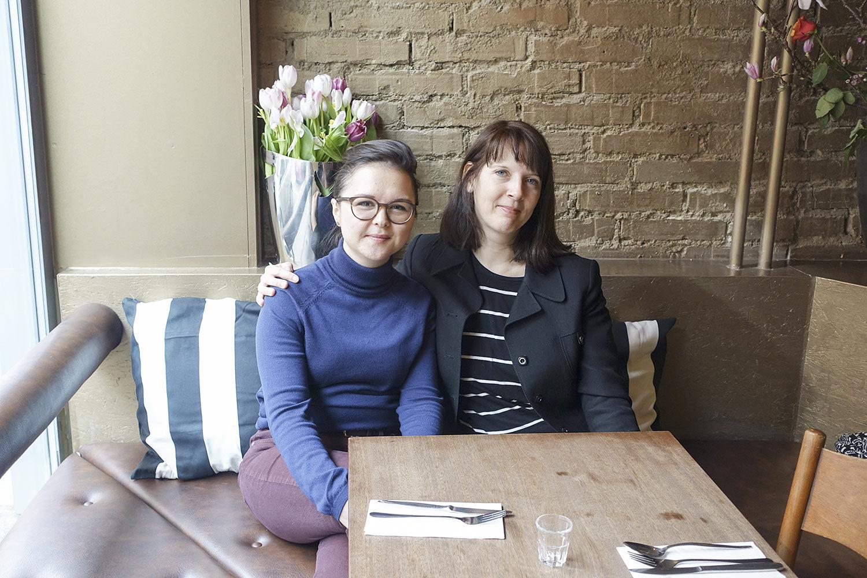 Tragen den Soul im Herzen: Emel Ilter (links) und Imke Keyssler alias Ada Loveshake.