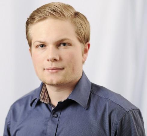 Raoul Niederberger, Einwohnerrat der Jungen Grünen.