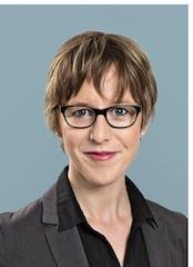 Barbara Gysel, SP-Präsidentin