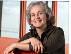 Ursula Heilig, Präsidentin von Swiss Graphic Designers.
