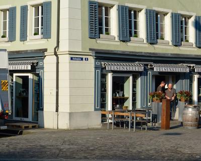 Den Felsenkeller beim Kolinplatz gibt es bereits seit 27 Jahren.