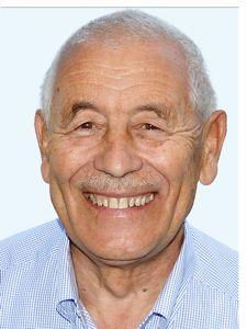 Anton F. Steffen (77), ehem. CVP-Kantonsrat.