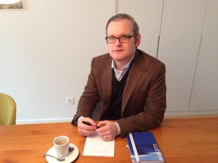 CVP-Kantonsrat Adrian Bühler arbeitet als Lobbyist.
