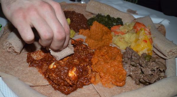 Eritrea essen