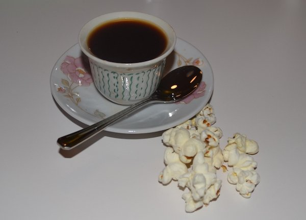 Aromatischer Kaffee nach typisch eritreischer Machart.