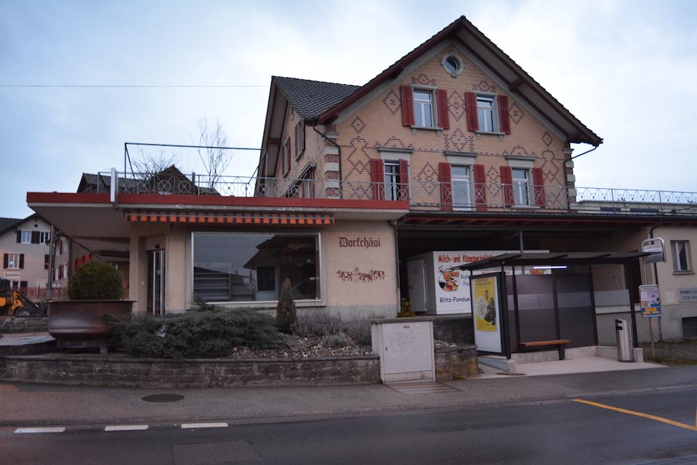 In die Dorfchäsi in Oberkirch sollen 25 Eritreer einziehen.