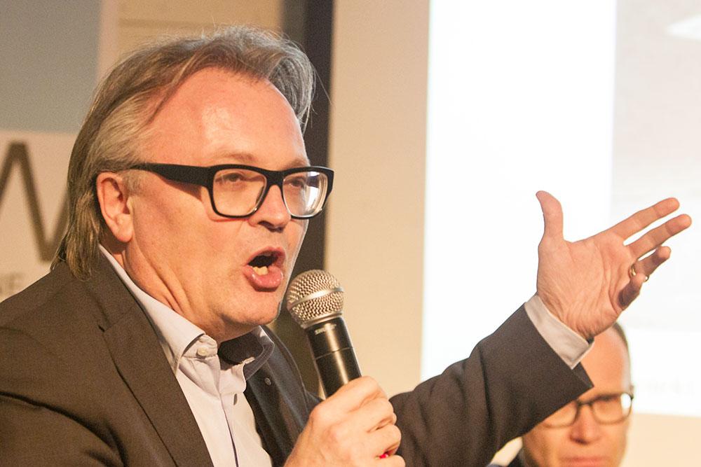 Stadtpräsident Stefan Roth. (Bild: Beat Blättler)
