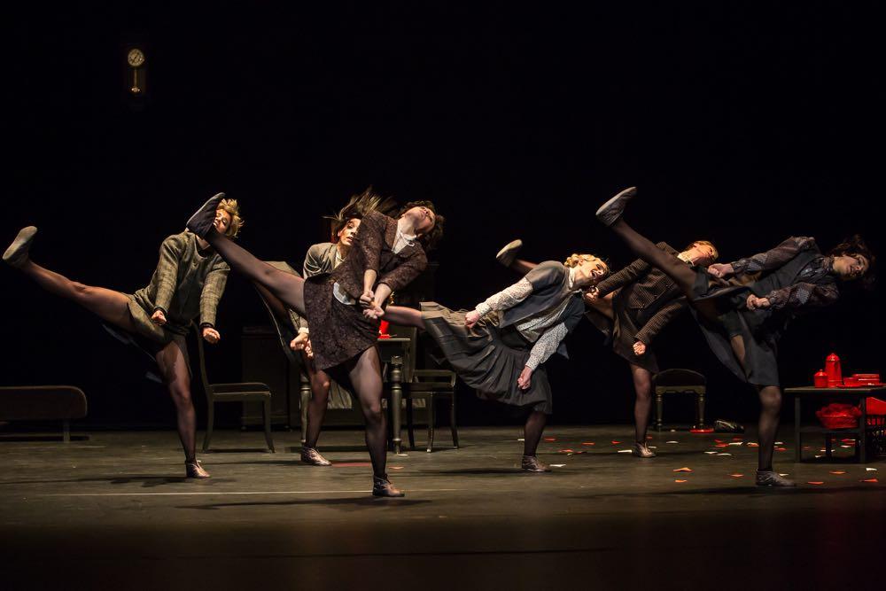 Die weibliche Besetzung: alles andere als sexy und gerade deshalb unglaublich erfrischend. (Bild: Gregory Batardon)