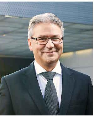 Antonio Gallego, Vorsitzender Geschäftsleitung zuwebe