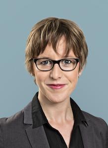 SP-Kantonsrätin und Kantonalpräsidentin Barbara Gysel