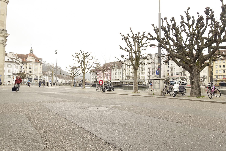 Bahnhofstrasse: Bald keine Autos mehr, dafür mit einer Sommerbar.