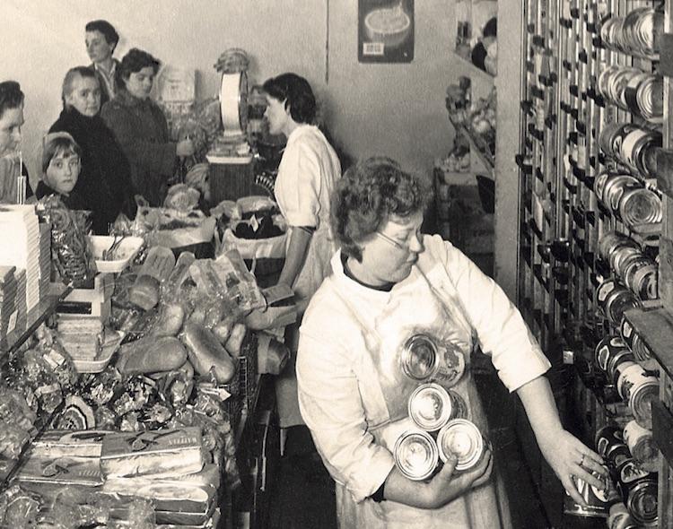 Am 11. April 1930 wurde die erste Luzerner Migros-Filiale an der Grabenstrasse eröffnet.