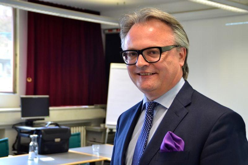 Stadtpräsident Stefan Roth (CVP).