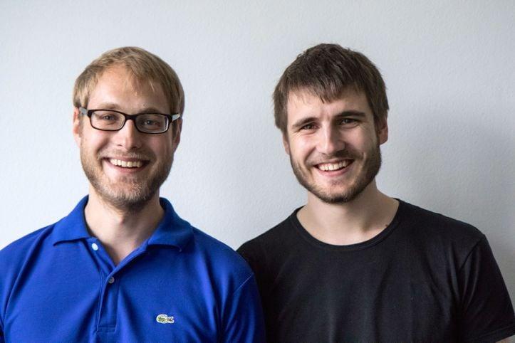 Die Zrotz-Brüder Julian und Nicolas.