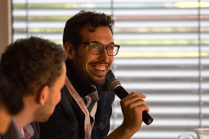 Sam Kurath, Gründer der «STUcard.ch».