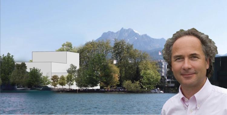 Urs Steiger vom LSVV ist vom Inseli-Standort für den Theaterneubau alles andere als begeistert.