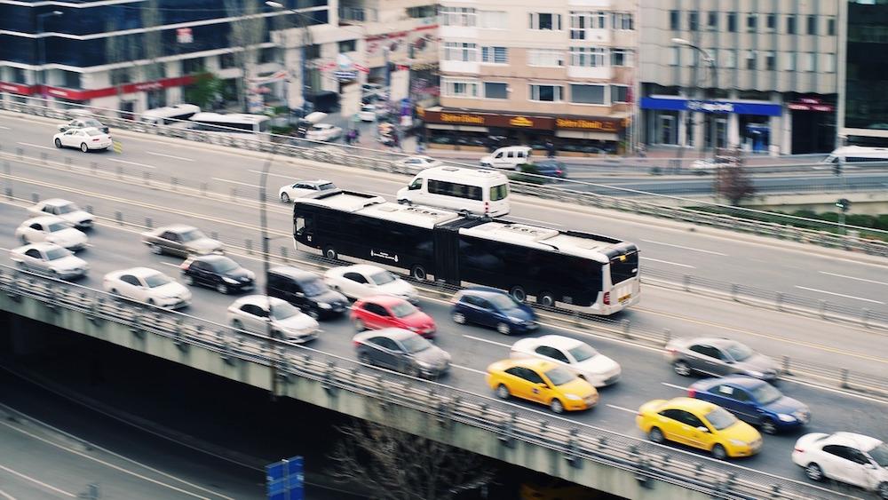 Für viele ist Verkehr Lärm.