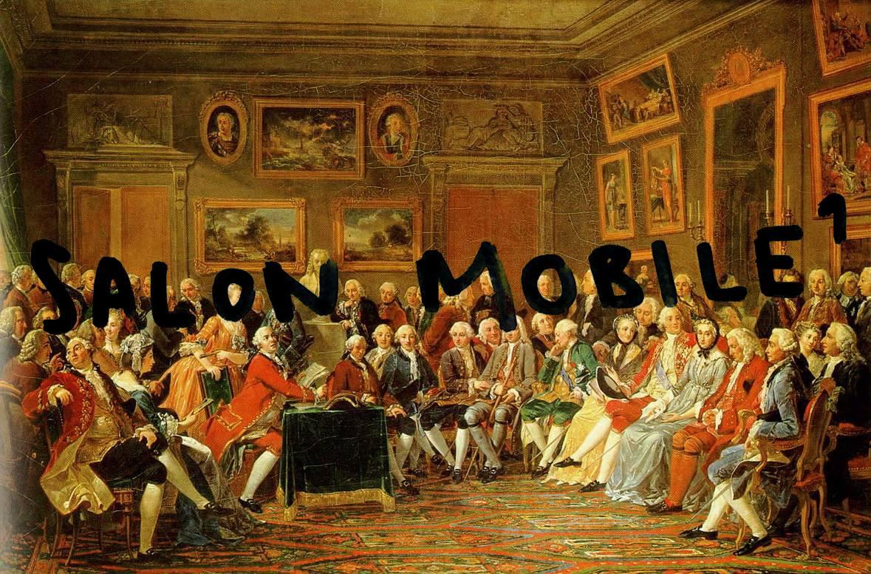 Zusammensitzen und diskutieren ist das Ziel des Salon Mobile. (Bild: Salle Mobile)