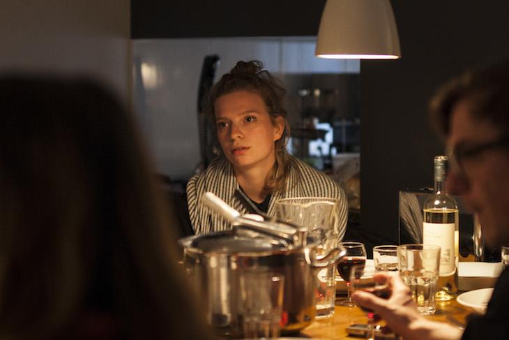 Ariane Koch, eine der drei Hausautoren des Luzerner Theaters. (Bild: Emma-Lou Herrmann)