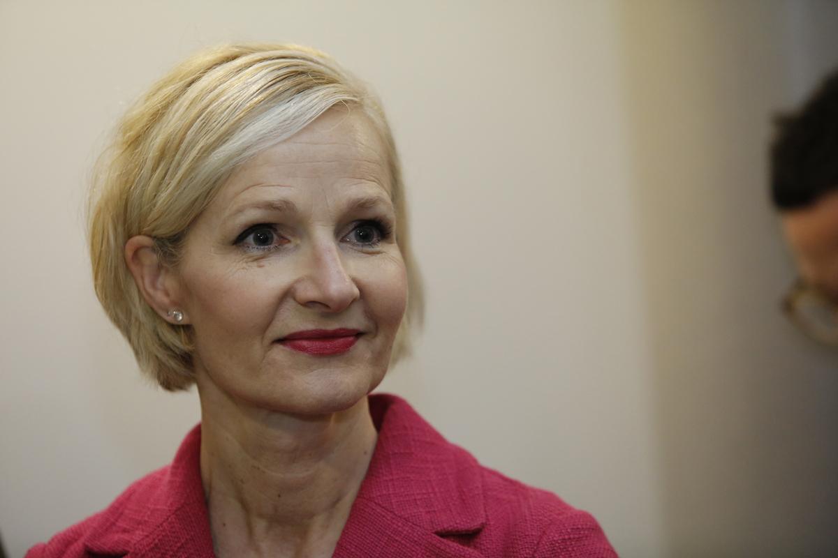 Hat im ersten Wahlgang die Wiederwahl nicht geschafft: Manuela Jost.