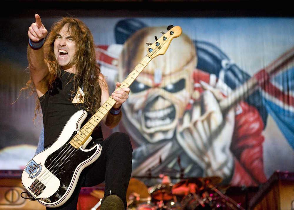 Iron Maiden rocken am Abend vor Rammstein.
