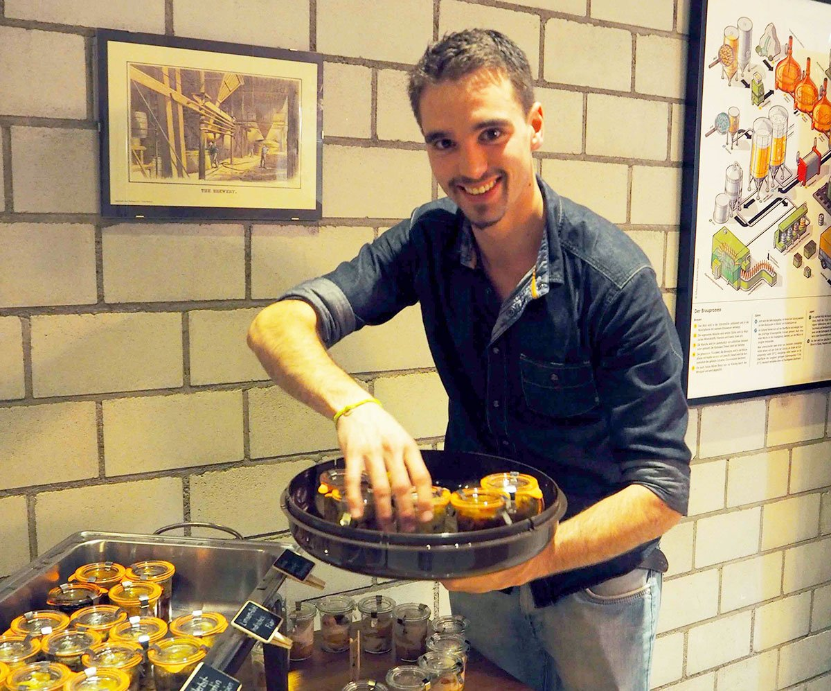 Der Diätkoch Mario Mäusli mag's gesund und lokal.