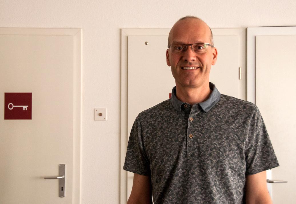 Urban Aregger, Geschäftsführer der AdventureRooms war von der Geschäftsidee von Anfang an begeistert.