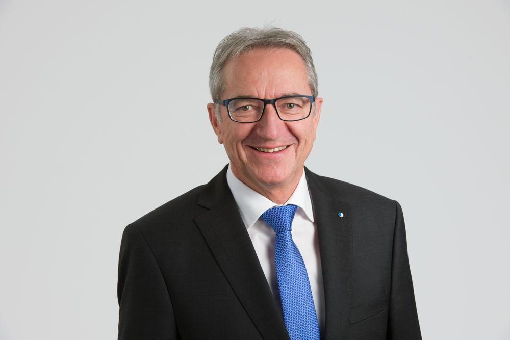 Regierungsrat Robert Küng.