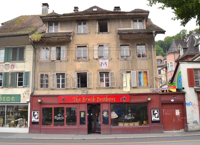 In der «Bruch Brothers Bar» an der Baselstrasse findet am Freitag die grosse Iron Maiden After Party statt.