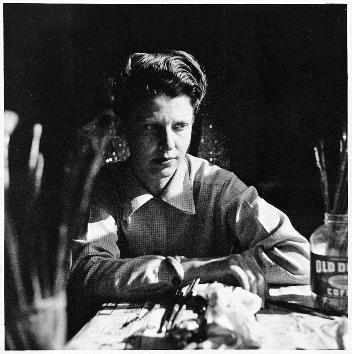 Sonja Sekula 1959 zurück in Zürich – unglücklich und erfolglos. (Bild: zvg)