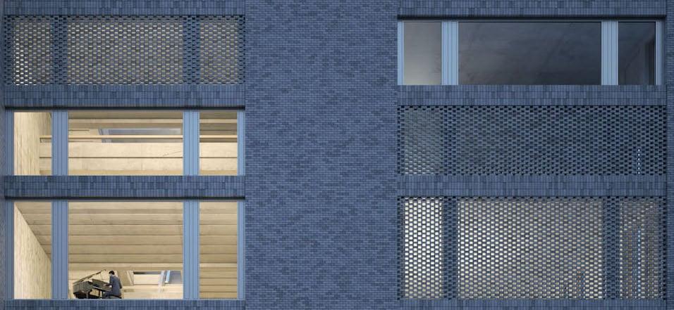 So soll die Aussenfassade des Neubaus gestaltet werden.