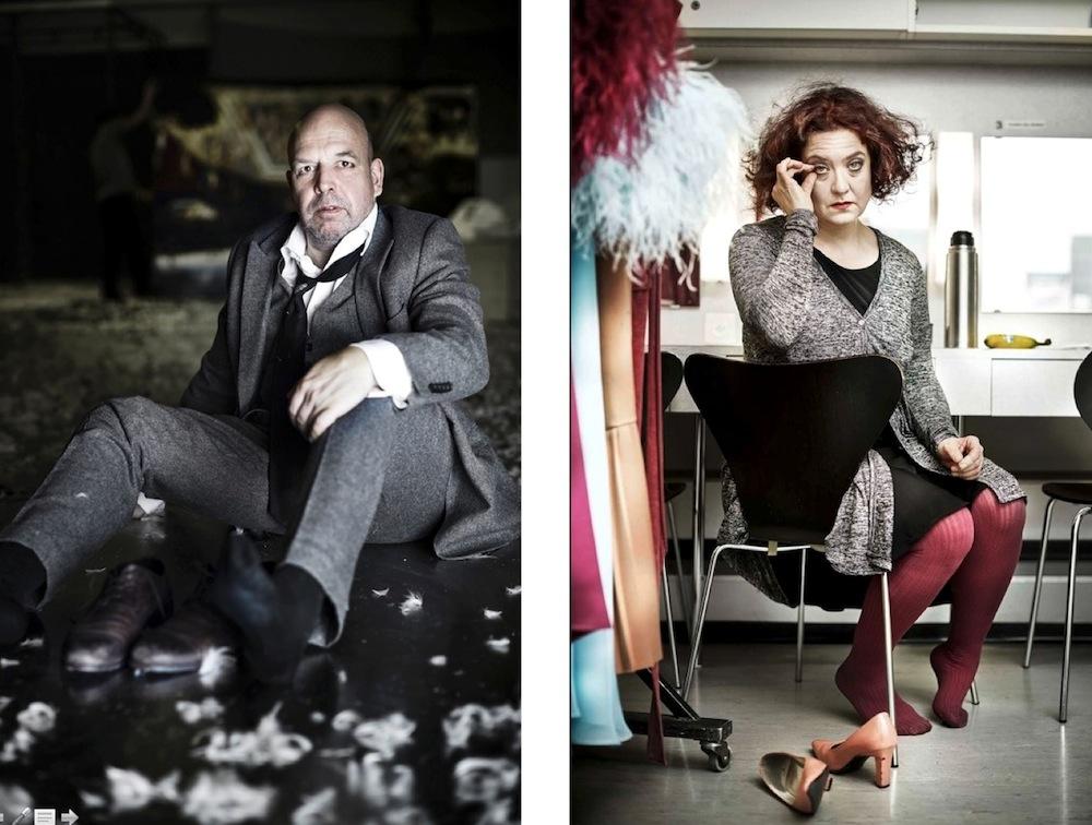 Jörg Dathe und Bettina Riebesel (Bilder: Sylvan Müller)
