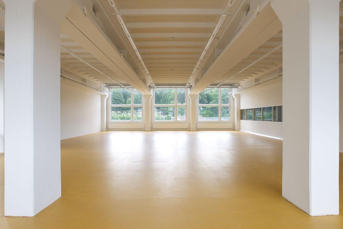 Die neuen Ateliers im zweiten Stock. (Bild: zvg/Randy Tischler)