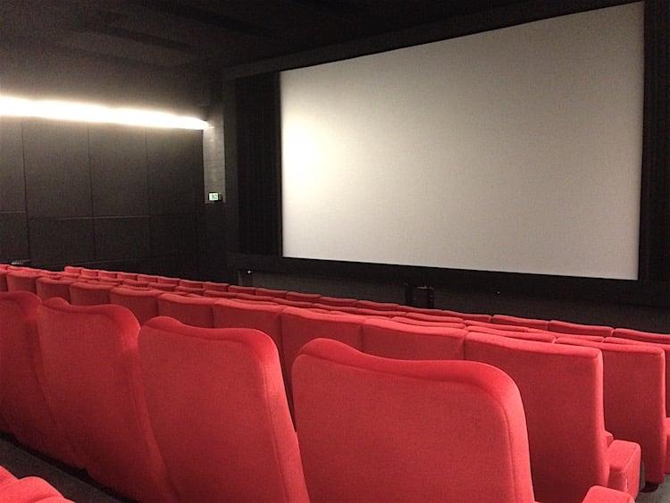 Das Seehof 1. Ab Donnerstag laufen wieder Filme über die Leinwand.