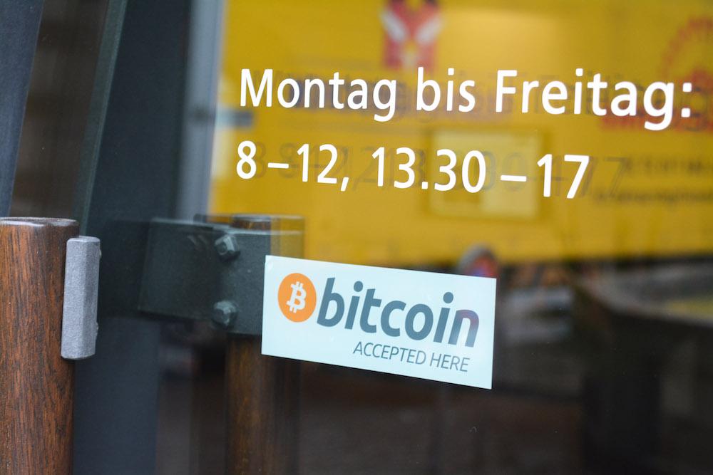 Bitcoins willkommen. Die Stadt Zug sendet klare Signale an die Kundschaft der Stadtverwaltung.