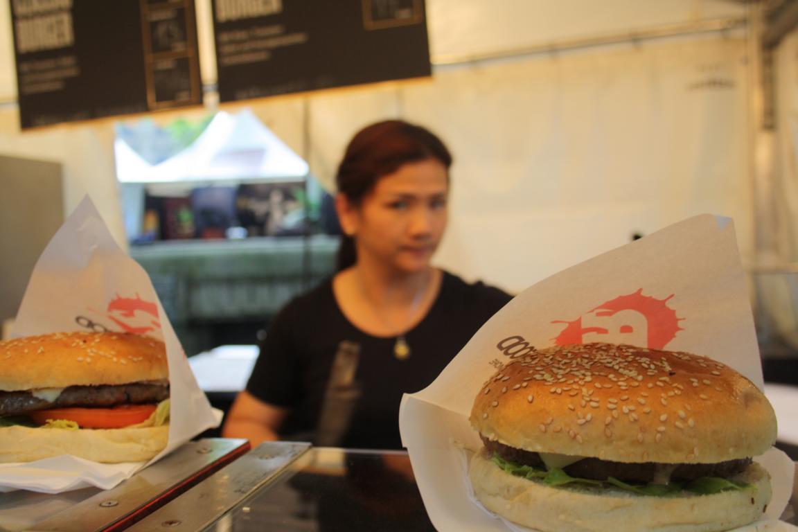 Burger mit dies und jenem: Ab 10 Franken.