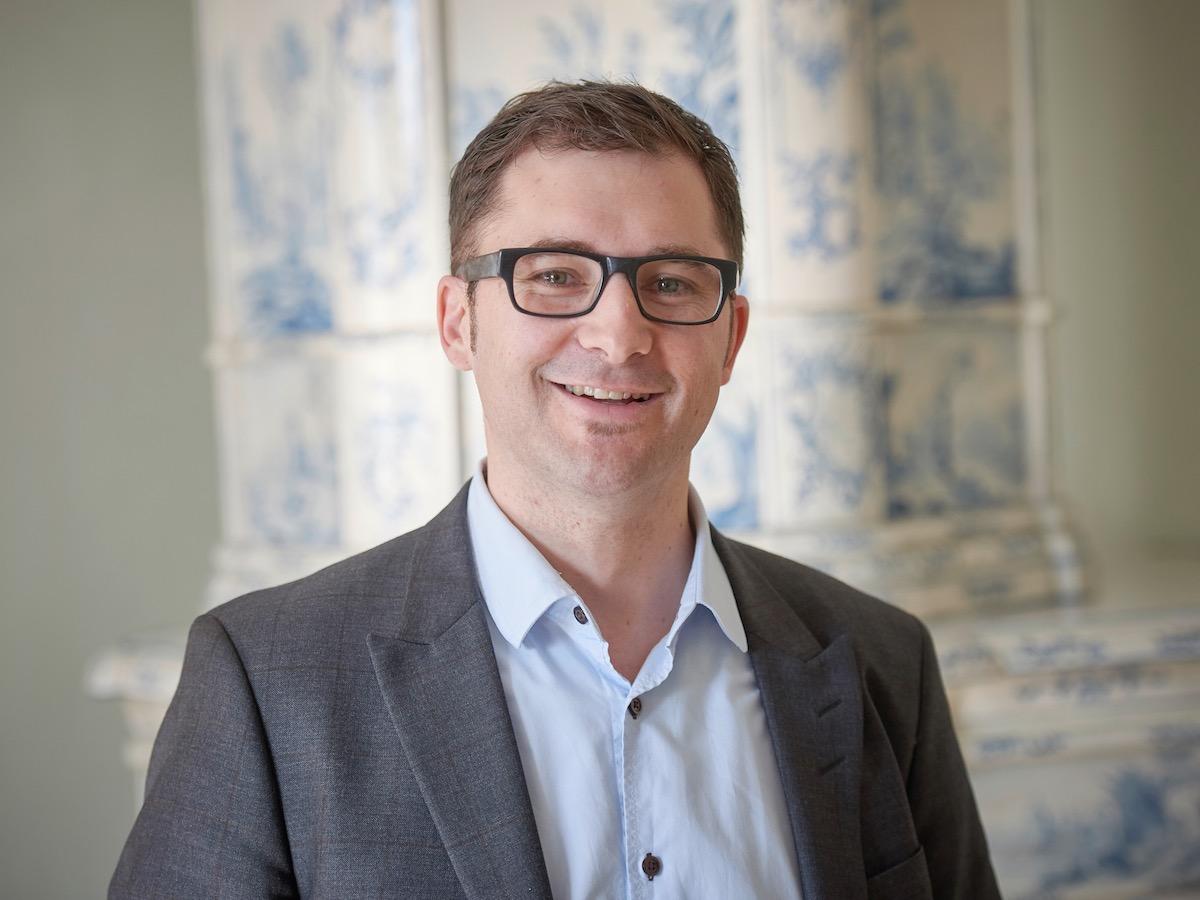 Adrian Derungs von der Industrie- und Handelskammer Zentralschweiz in Luzern.