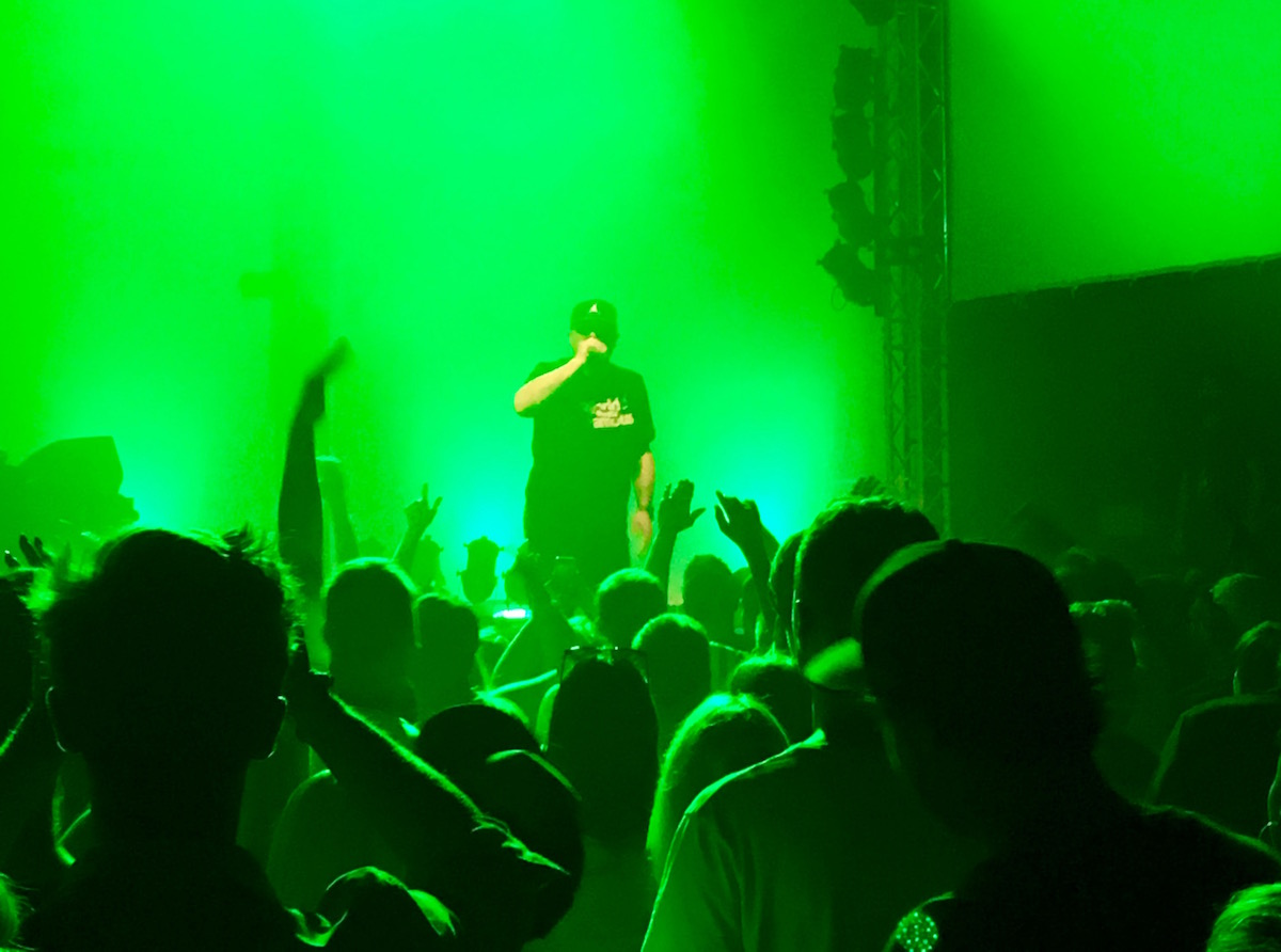 Bot heftigen Hip Hop: Kool Savas