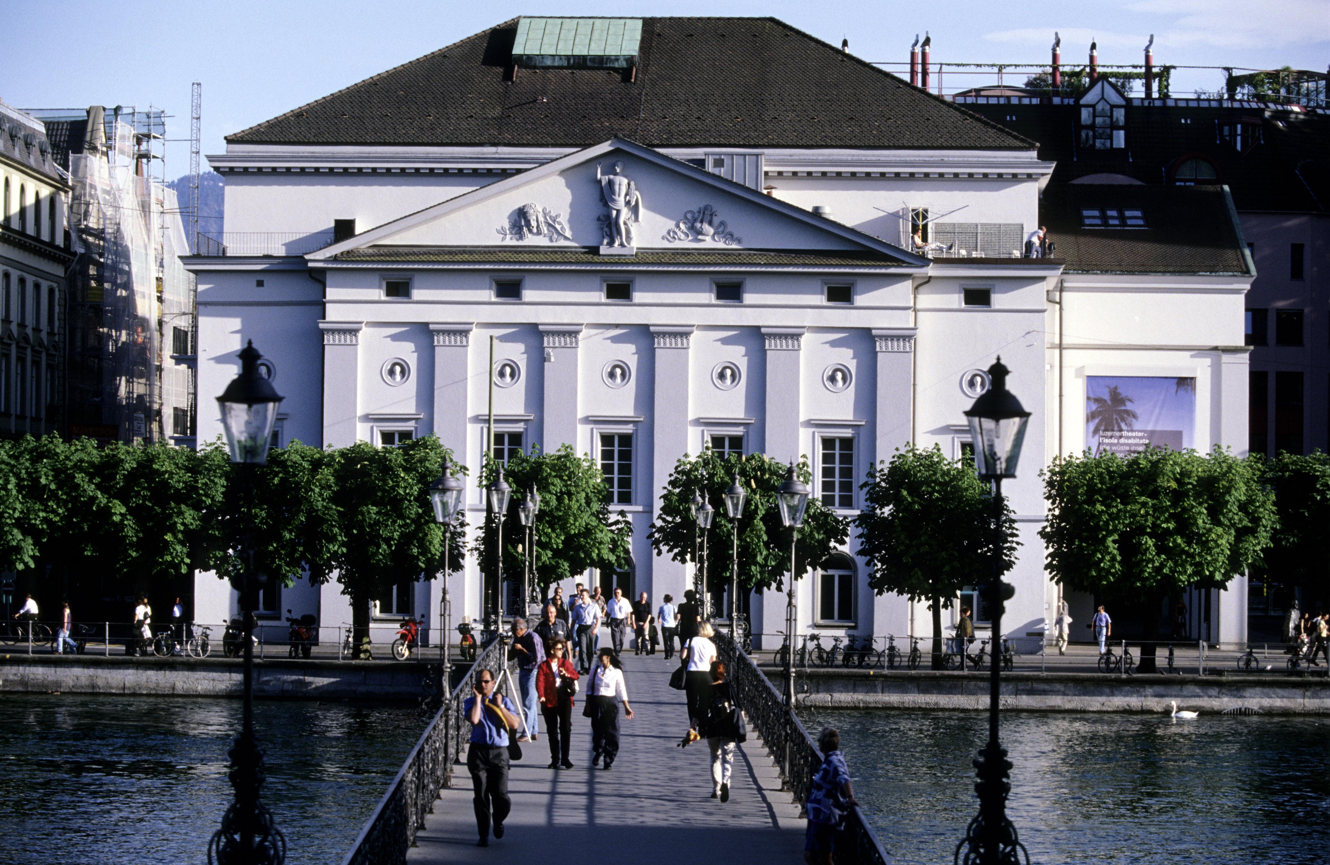 Steht anstelle des Luzerner Theaters in einigen Jahren die Neue Theaterinfrastruktur alias Salle Modulable?