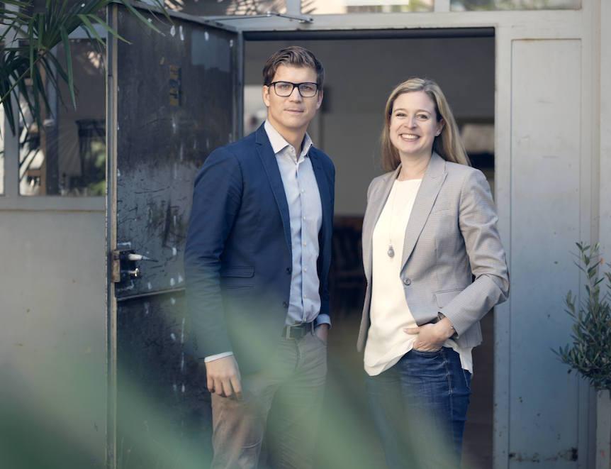 Gastro-Duo: Simone Müller und Robert Zupan stecken hinter dem «White Dinner Club Luzern».