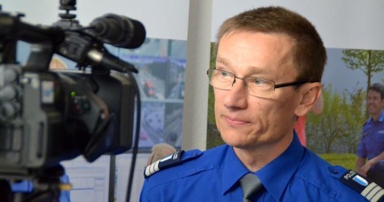Adi Achermann, Kommandant der Luzerner Polizei.