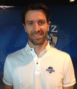Lars Weibel, Leiter «The Hockey Academy»
