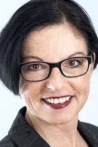 SP-Kantonsrätin Helene Meyer-Jenni.