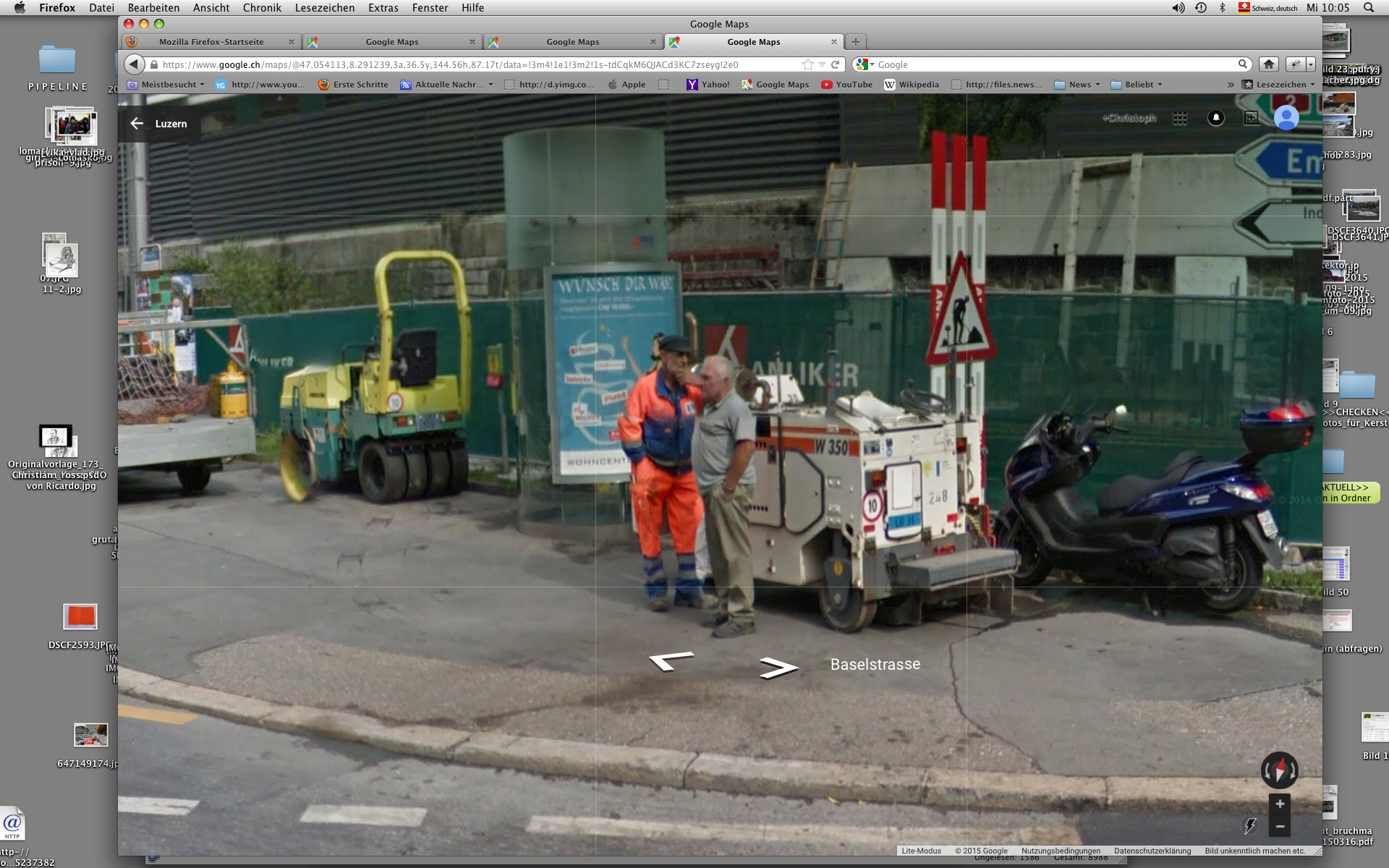 Im Basel-/Bernstrasse-Quartier BaBeL läuft immer etwas und Heinz Gilli war am ehemaligen Arbeitsort mit allen per Du.